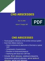 CNS abscess.ppt