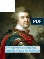 GreenDelta Environmental Footprints