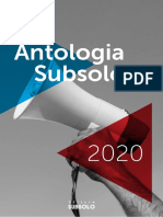 Antologia Subsolo 2020