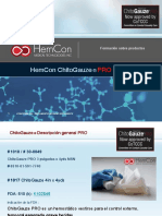 ChitoGauze Training Presentation.en.es