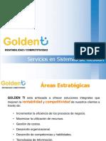 Presentación Golden TI - Sistemas de Gestión 2019