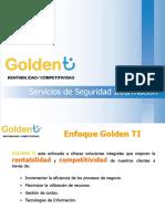 Golden TI - Seguridad de Información 2019