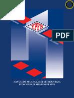 ANEXO MANUAL DE  IMAGENES PARA SERVICIO  DE MANTENIMIENTO DE CENEFAS EN LAS  ESTACIONES DE SERVICIO DCTJ