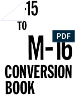 [GUNSMITHING] AR15 to M16 Conversion Book