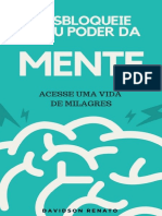 DESBLOQUEIE O SEU PODER DA MENTE - DAVIDSON RENATO