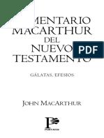 Gálatas, Efesios