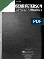 Oscar Peterson Plays Standards.pdf
