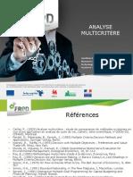Analyse multicritereV2018