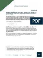 s 86 Notice - Attachment a - DHS FOI Complaints - CP1700532 - CP1700734 - CP1800323