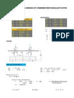 COMBINED FOOTING DESIGN1