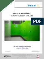 Manual Mantenimiento MAMPARAS DE ESMALTADO 10