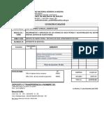 Cotización N° 043 - SEDAPAL  ING-MARTINEZ VARGAS