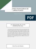Decisiones financieras de largo plazo.pptx