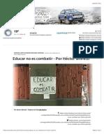 Educar_no_es_combatir