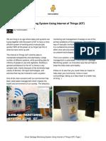 Smart-Garbage-Monitoring-System-Using-Internet-of-