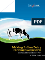 Making Indian Dairy Farming Competitive - The Small Farmer Perspective (1)