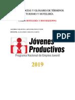 TERMINOLOGÍAS Y GLOSARIO DE TÉRMINOS EN TURISMO Y HOTELERÍA.pdf