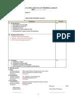 FORMAT  RPP 2020