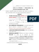 ESCRITO DE TRAMITE ADTVO. IGSS GUATEMALA.doc