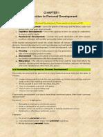 Chapter1_IntroductiontoPersonalDevelopment