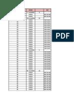 Assembly Bolt List Area-110_22.11.2018