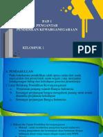 PPT KLP 1