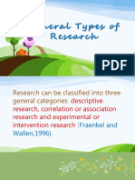 Research- General types of Research ppt