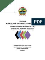 DRAFT PANDUAN KTSP SMK REVISI