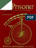 GURPS the Prisoner