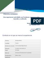 Formato de Sistematización Leyendo y Escribiendo con FEP