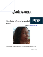 Hilse León