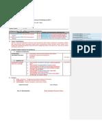 Contoh Format RPP Satu Lembar SIMDIK