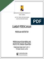 Gambar Pembangunan Rumah Susun Ponpes Riau 2.pdf