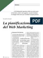 La Pianificazione Del Web Marketing
