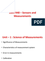1.1 Significance of Measurements