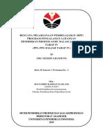 RPP PPKn 2 BAB 2 - Membangun Kehidupan Demokratis di Indonesia