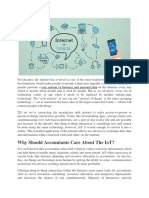 Time to Get Ahead With Pace With the Internet of Things