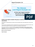 Emaildrips.com - The Ultimate Lead Magnet Examples List PDF.pdf