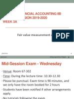 W3A lecture FVA