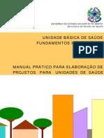 Manual Pratico Para Elaboracao Projetos Ubs