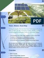 Solar Power for Farmland