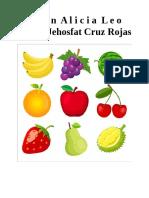 abidan imagenes de frutas