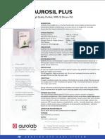 Aurosil Plus - Issue 2