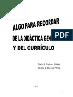 Libro de la didáctica general