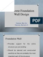 Concrete Foundation Wall Design.pptx