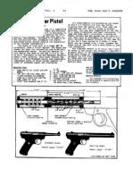 [GUNSMITHING] Silenced Ruger Pistol