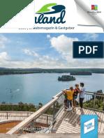 Urlaubsmagazin Oberpfälzer Seenland
