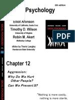 aronson_6e_ch12_aggression.ppt