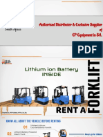 Lithium Battery Material Handling Equipment Difinitive Guide
