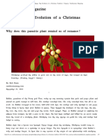 Mistletoe_ The Evolution of a Christmas Tradition _ Science _ Smithsonian Magazine